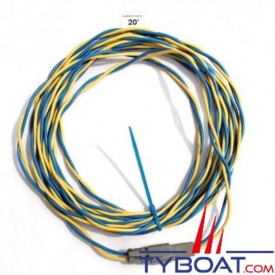 Bennett - Rallonge 6m pour vérins flaps électriques BENNETT