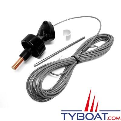 Bennett - Tête de vérin livrée avec câble de 3m - Connecteur EIC5000