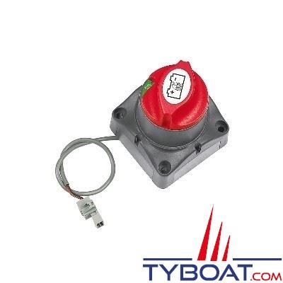 BEP Marine 701-MD - Coupe-batteries électrique  unipolaire 275A continu