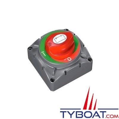 BEP Marine - Coupe-batterie Heavy Duty unipolaire 550 Ampères continu