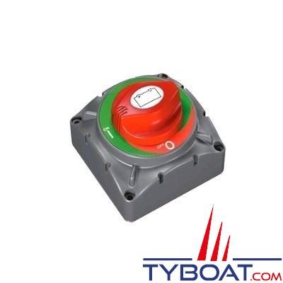 BEP Marine - Coupe-batteries manuel bipolaire 400 Ampères continu