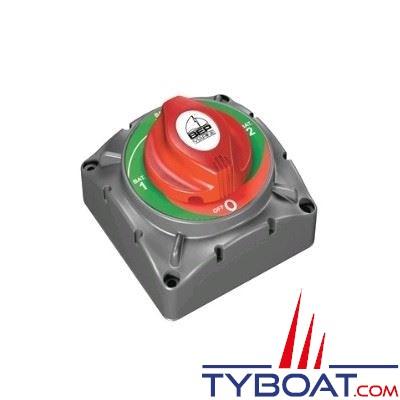 BEP Marine - Coupleur de batteries 350 Ampères continu