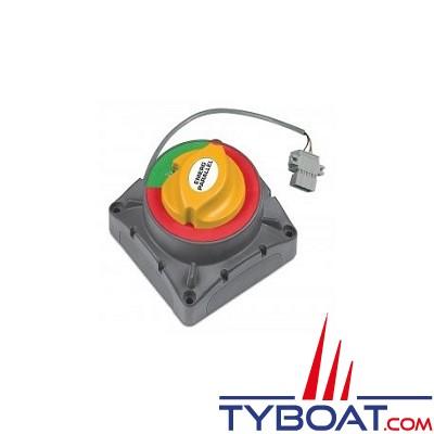 BEP Marine - Coupleur de batteries électrique 12/24 Vdc - 500 Ampères continu - 720-MDO-EP