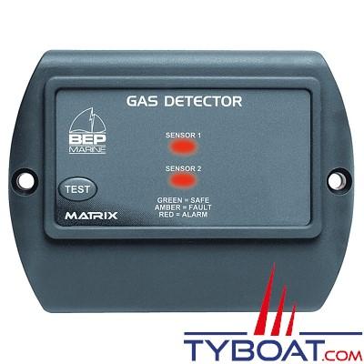 BEP MARINE - Détecteur de gaz MATRIX 600-GD