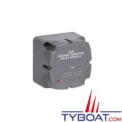 BEP Marine - Séparateur de batterie 12 Volts 125 Ampères