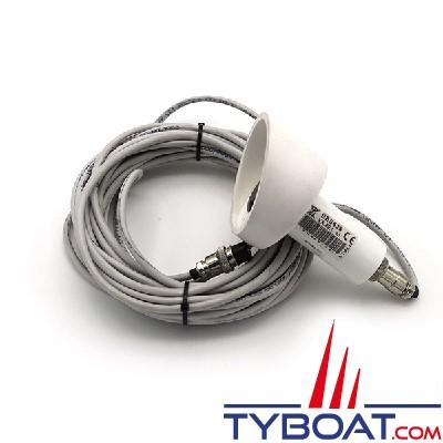 Besenzoni - récepteur infrarouge nylon blanc avec câble - 7CL99001 2000