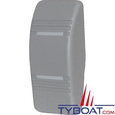 BLUE SEA SYSTEMS - Actionneur contura gris – 2 éclairages - BS8298