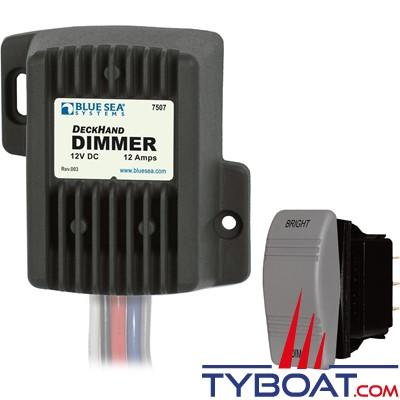 Blue Sea Systems - dimmer - 12 Volts 12 Ampères