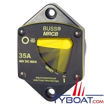 Blue Sea Systems - Disjoncteur thermique série 187 - 35 Ampères