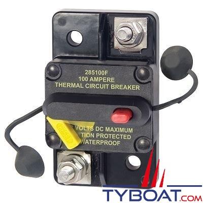 Blue Sea Systems - Disjoncteur thermique série 285 - 100 Ampères