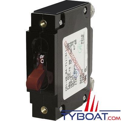 Blue Sea Systems - Disjoncteur thermique série c unipolaire 100 Ampères iprouge - BS7250I