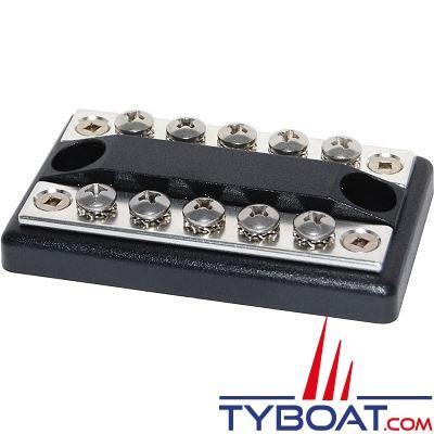 Blue Sea Systems - Dualbus com +/- 5 circuits 100A