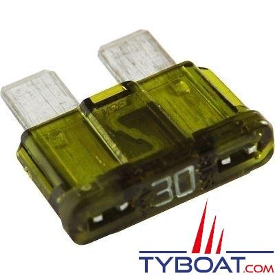 Blue Sea Systems - Fusible ato/atc 30 Ampères - BS5245 - 2 unités