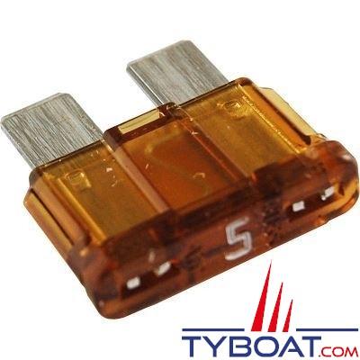 Blue Sea Systems - Fusible ato/atc 5 Ampères - BS5239 - 2 unités