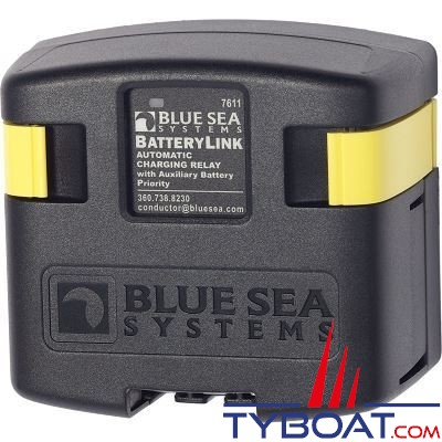 Blue Sea Systems - Relais de charge batterylink 120a 12/24v acr - BS7611