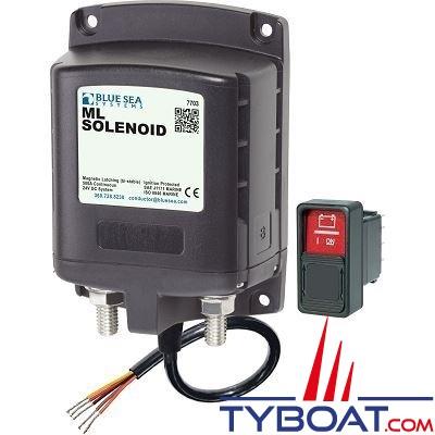 Blue Sea Systems - Relais de charge série ml - 500a 24v RBS - 7703