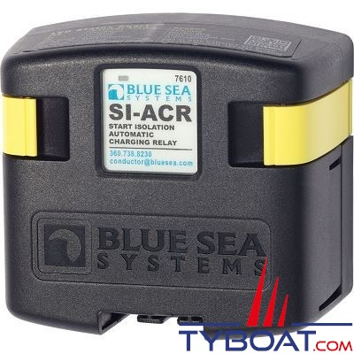Blue Sea Systems - Relais de charge série si 120a 12/24v acr - BS7610
