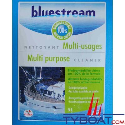 BLUESTREAM - Nettoyant écologique - Multi-usages - Spray 0.5 litre