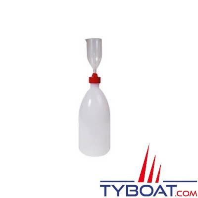 Doseur de catalyseur pour résine gradué par 25 ml 0,5 litre
