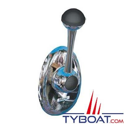 Boîtier de commande moteur Morse mono-levier gaz-inverseur