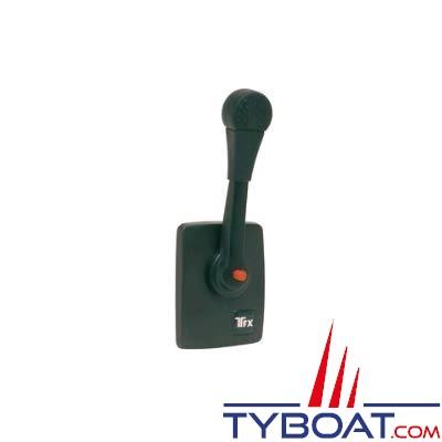 Boîtier de commande moteur Teleflex Seastar mono-levier spécial voilier
