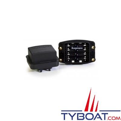 Cooper Bussmann - Boîtier porte-fusibles/disjoncteurs  à encastrer  8 voies étanches