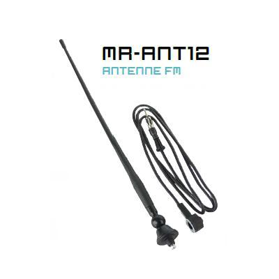 Boss marine antenne fm ext rieure mr ant12 - Antenne fm exterieure ...