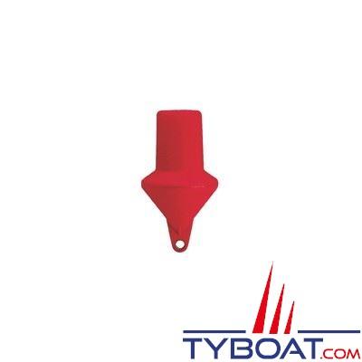 Bouée de balisage Plastimo cylindrique Ø 40cm hauteur 74cm - rouge - moussée