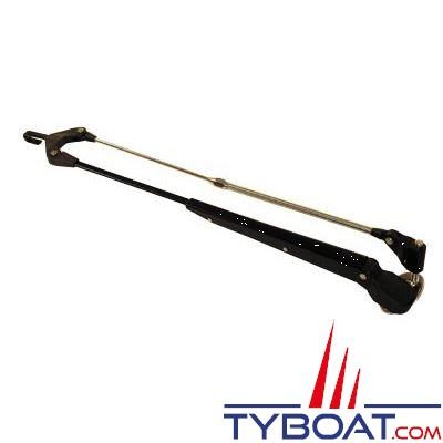 Exalto - Bras pantographe pour moteur 215 BD - longueur ajustable 450-600 mm