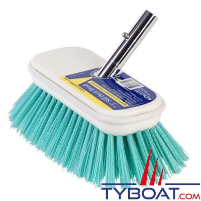 Brosse de nettoyage Swobbit à poils durs longueur 190 mm