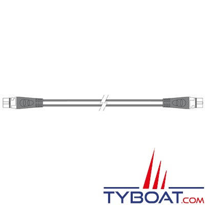 Câble branche Raymarine Seatalk NG longueur 1 mètre