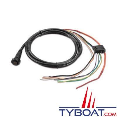 Câble d'alimentation - sortie NMEA183 pour Garmin AIS300