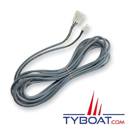 LEWMAR - Câble de commande pour propulseurs longueur 10 mètres.