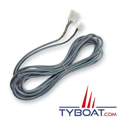 LEWMAR - Câble de commande pour propulseurs longueur 7 mètres.