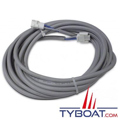 Câble de commande Quick pour propulseur d'étrave longueur  6 mètres