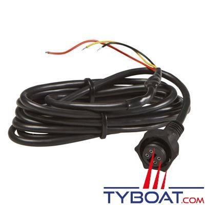 LOWRANCE - Câble de liaison NMEA0183  NDC-4  - Pour Elite et Mark
