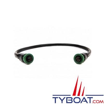 Câble dérivation S-Link pour propulseur d'étrave Side Power 12/24v - 0,4 mètre