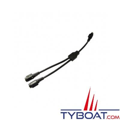 Câble en Y pour télécommande Fusion MS-WR600Y