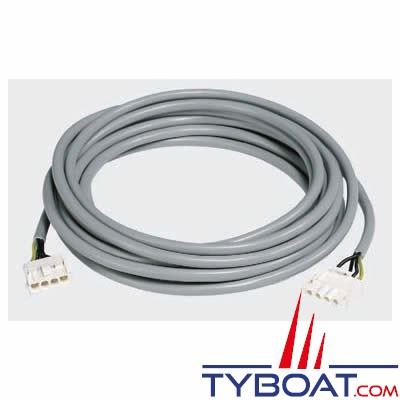 Câble pour propulseur Vetus - longueur  6 mètres