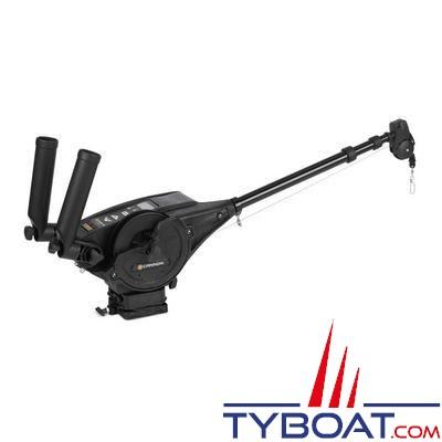 CANNON - DIGI-TROLL 10 - Treuil de pêche électrique - Bras 65 à 135 centimètres