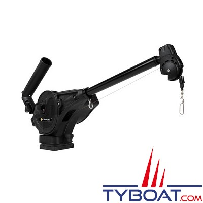 CANNON - MAGNUM 5 ST - Treuil de pêche électrique - Bras 61 centimètres