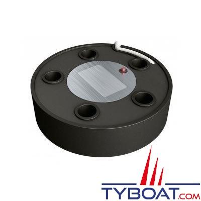 Capteur de niveaux à ultrasons Vetus SENSORA 12/24 Volts eau/carburant/eaux noires (sortie analogique)