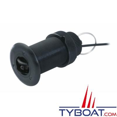Capteur traversant vitesse/température 45 noeuds Airmar ST850 pour Advansea S400