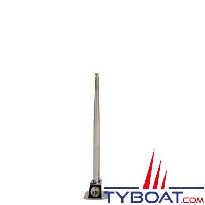 Vetus - Chandelier inox 316 - Ø 25 mm - Longueur 450 mm