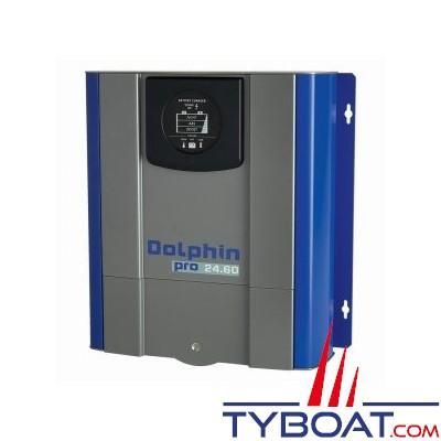 Chargeur de batterie DOLPHIN PRO 24V 60A 3 sorties 115/230V