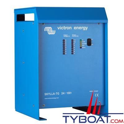 VICTRON ENERGY - Chargeur de batterie Skylla-TG 24 Volts 100 Ampères (1+1) sorties triphasée 320-450 Vac/45-65Hz