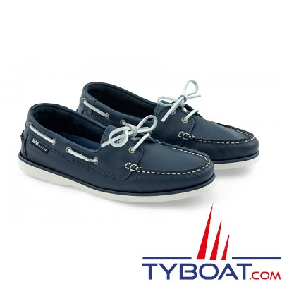 Chaussures femme XM Yachting série Crew bleu marine - Taille 39