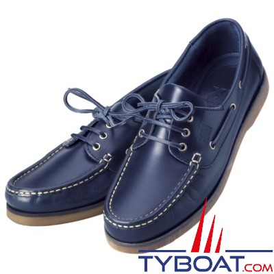Chaussures femme XM Yachting série Crew bleu marine - Taille 40