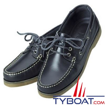 Chaussures homme XM Yachting série Crew bleu marine - Taille 42