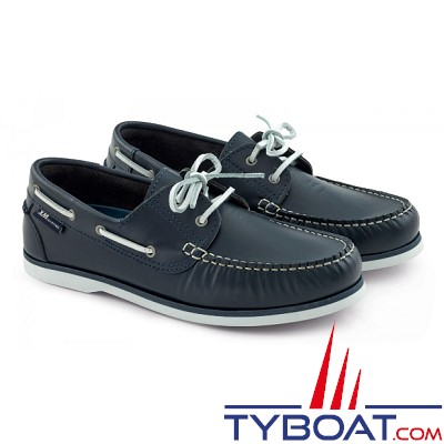 Chaussures homme XM Yachting série Crew bleu marine - Taille 46